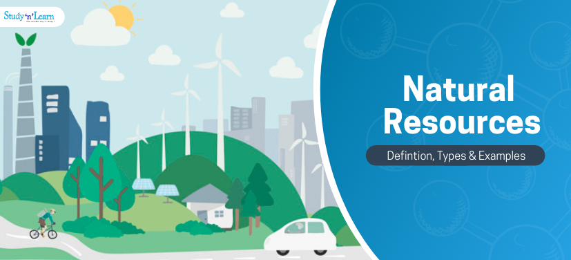 types of natural resources natural resources examples