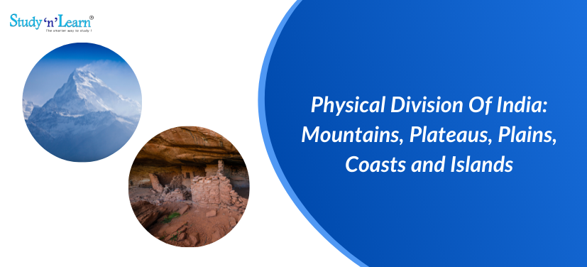 Physical Division Of India