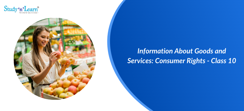 Information About Goods and Services
