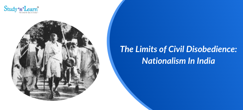The Limits of Civil Disobedience