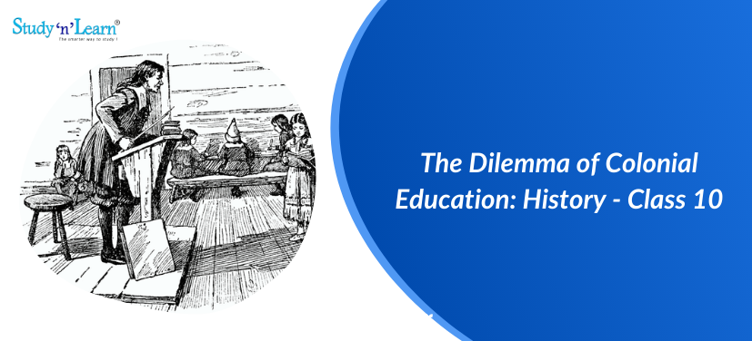 The Dilemma of Colonial Education: History