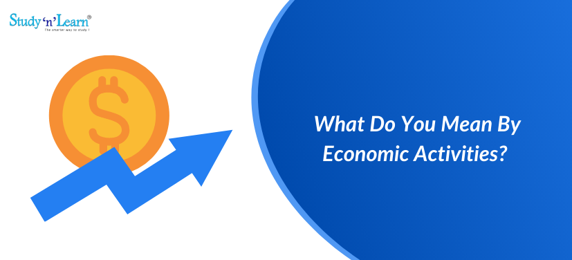 What Do You Mean By Economic Activities